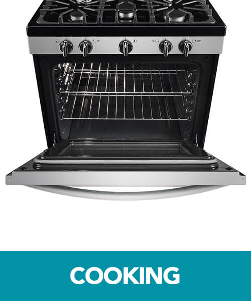 Shop Cooking Appliances